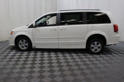 2013 Dodge Grand Caravan Wheelchair Van For Sale -- Thumb #12