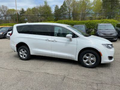 Handicap Van for Sale - 2018 Chrysler Pacifica Touring Hybrid Wheelchair Accessible Van VIN: 2C4RC1H78JR248400