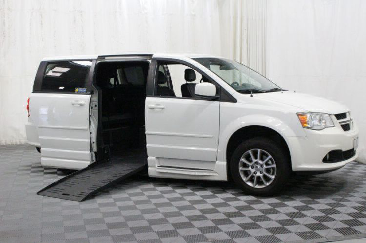 2012 Dodge Grand Caravan R/T Wheelchair Van For Sale #1