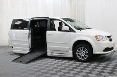 Used Wheelchair Van for Sale - 2012 Dodge Grand Caravan R/T Wheelchair Accessible Van VIN: 2C4RDGEGXCR254657