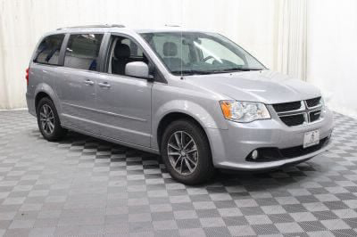 New Wheelchair Van for Sale - 2017 Dodge Grand Caravan SXT Wheelchair Accessible Van VIN: 2C4RDGCGXHR760676
