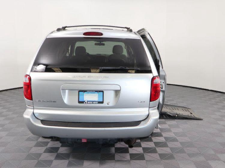 2006 Dodge Grand Caravan SXT Wheelchair Van For Sale #19