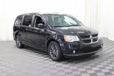 Handicap Van for Sale - 2017 Dodge Grand Caravan SXT Wheelchair Accessible Van VIN: 2C4RDGCG9HR776402