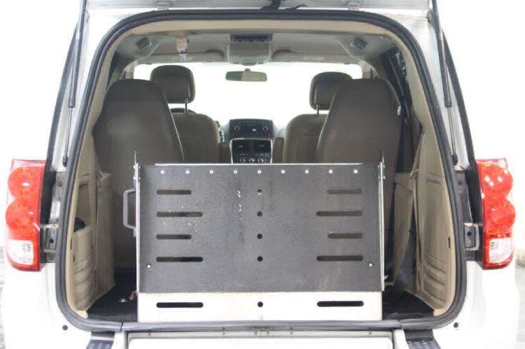 2016 Dodge Grand Caravan SE Wheelchair Van For Sale #12