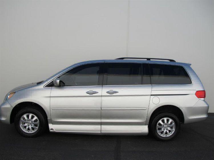 2008 Honda Odyssey EX-L Wheelchair Van For Sale #11