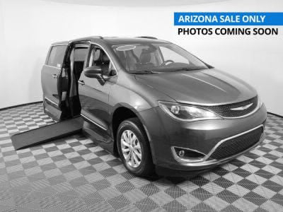 New Wheelchair Van for Sale - 2019 Chrysler Pacifica Touring L Wheelchair Accessible Van VIN: 2C4RC1BG5KR561608
