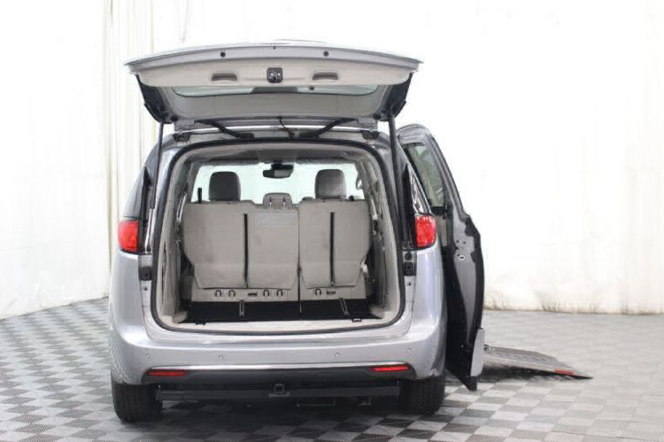 2017 Chrysler Pacifica Touring-L Plus Wheelchair Van For Sale #6