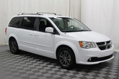 2017 Dodge Grand Caravan Wheelchair Van For Sale -- Thumb #1
