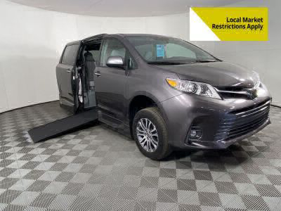 New Wheelchair Van for Sale - 2020 Toyota Sienna XLE Wheelchair Accessible Van VIN: 5TDYZ3DCXLS087468
