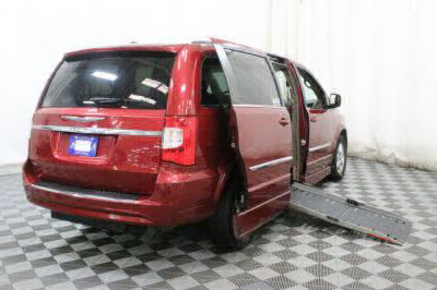 2012 Chrysler Town and Country Wheelchair Van For Sale -- Thumb #4