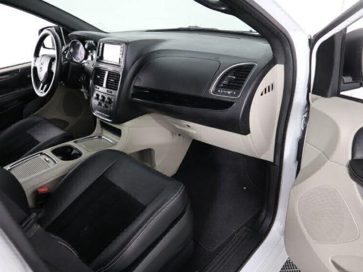 2018 Dodge Grand Caravan SXT Wheelchair Van For Sale #26