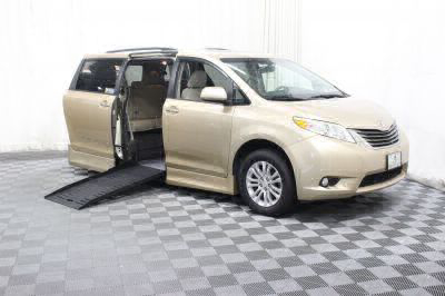 Used 2011 Toyota Sienna XLE Wheelchair Van