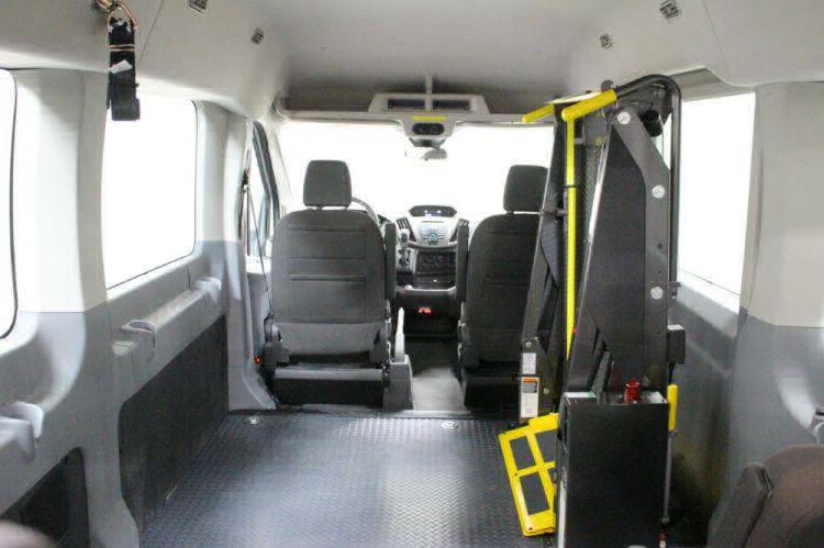 2018 Ford Transit Passenger 350 XLT Wheelchair Van For Sale #12