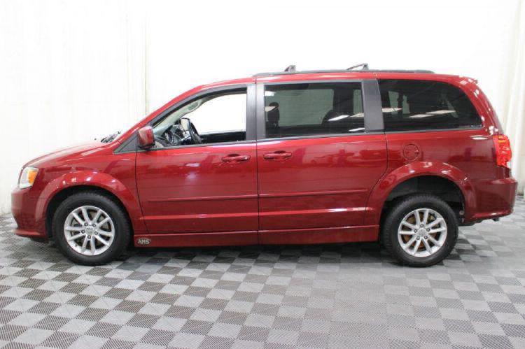 2014 Dodge Grand Caravan SXT Wheelchair Van For Sale #31