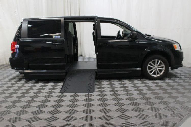 2016 Dodge Grand Caravan SXT Wheelchair Van For Sale #6