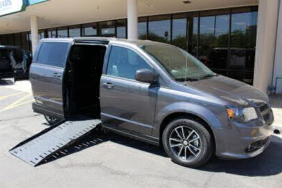 New Wheelchair Van for Sale - 2018 Dodge Grand Caravan GT Wheelchair Accessible Van VIN: 2C4RDGEG2JR281896