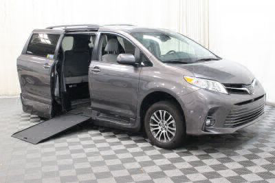 Commercial Wheelchair Vans for Sale - 2018 Toyota Sienna XLE ADA Compliant Vehicle VIN: 5TDYZ3DCXJS952890