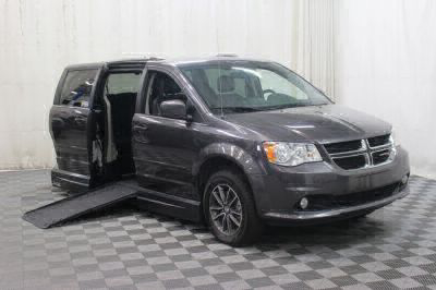 Handicap Van for Sale - 2017 Dodge Grand Caravan SXT Wheelchair Accessible Van VIN: 2C4RDGCG6HR817732