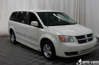 2008 Dodge Grand Caravan Wheelchair Van For Sale -- Thumb #12