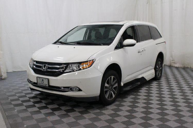 2014 Honda Odyssey Touring Elite Wheelchair Van For Sale #15
