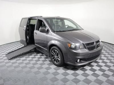 New Wheelchair Van for Sale - 2019 Dodge Grand Caravan GT Wheelchair Accessible Van VIN: 2C4RDGEG2KR517304