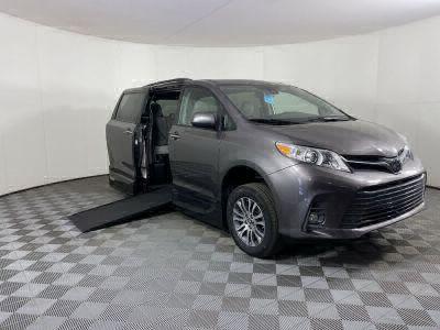 New Wheelchair Van for Sale - 2020 Toyota Sienna XLE Wheelchair Accessible Van VIN: 5TDYZ3DC4LS041800