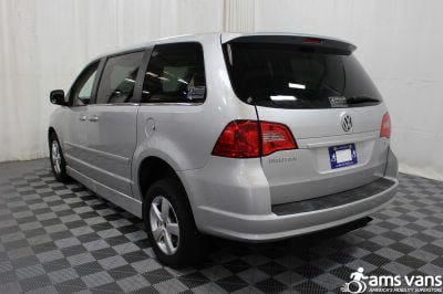2010 Volkswagen Routan Wheelchair Van For Sale -- Thumb #15