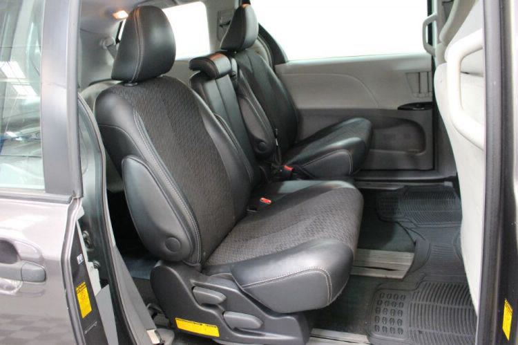 2014 Toyota Sienna L Wheelchair Van For Sale #5