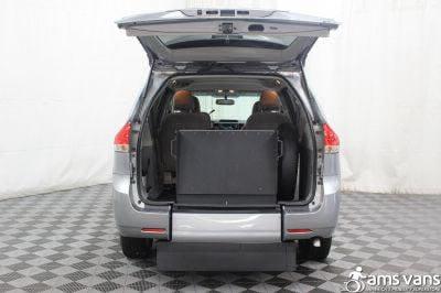 2011 Toyota Sienna Wheelchair Van For Sale -- Thumb #4