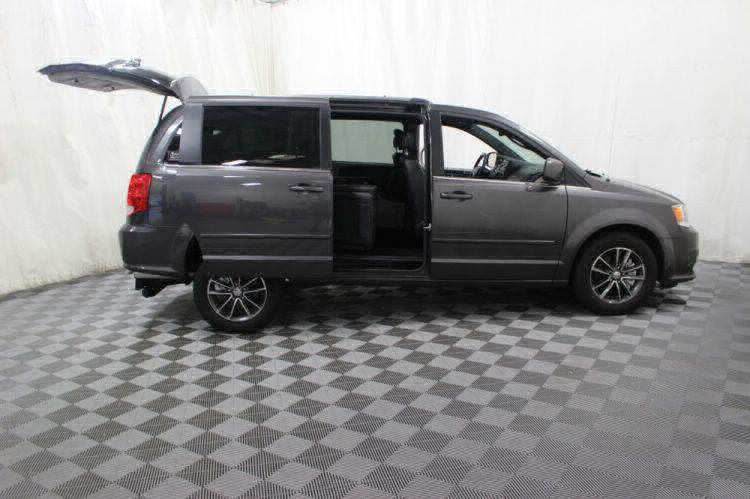2017 Dodge Grand Caravan SXT Wheelchair Van For Sale #31