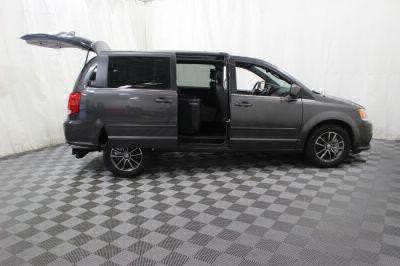 2017 Dodge Grand Caravan Wheelchair Van For Sale -- Thumb #31