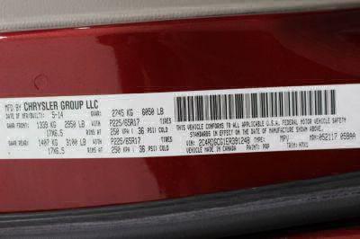 2014 Dodge Grand Caravan Wheelchair Van For Sale -- Thumb #34
