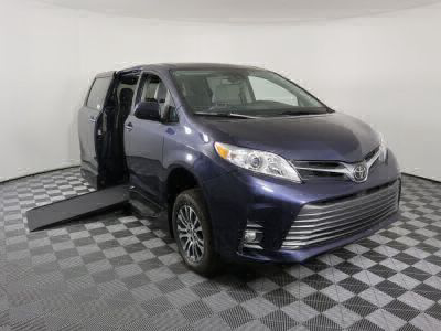 New Wheelchair Van for Sale - 2020 Toyota Sienna XLE Wheelchair Accessible Van VIN: 5TDYZ3DC4LS070309