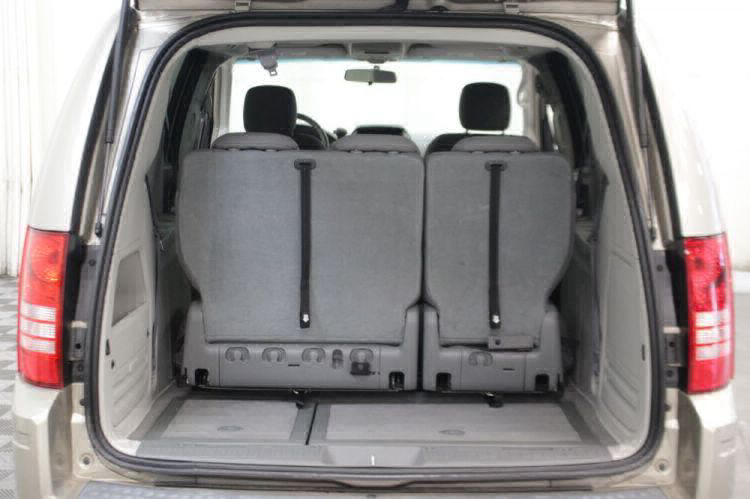 2009 Chrysler Town and Country LX Wheelchair Van For Sale #30