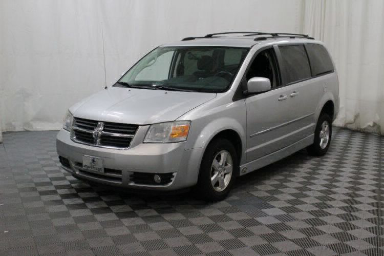 2010 Dodge Grand Caravan SXT Wheelchair Van For Sale #18
