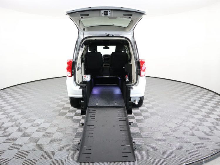 2018 Dodge Grand Caravan SXT Wheelchair Van For Sale #2