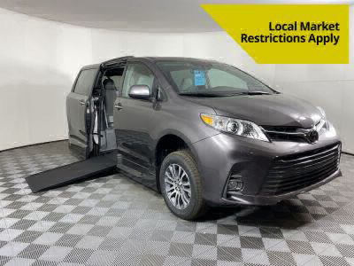 New Wheelchair Van for Sale - 2020 Toyota Sienna XLE Wheelchair Accessible Van VIN: 5TDYZ3DC3LS087070