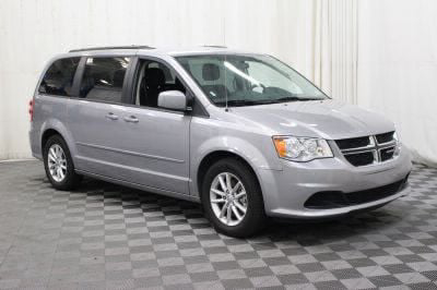 Commercial Wheelchair Vans for Sale - 2016 Dodge Grand Caravan SXT ADA Compliant Vehicle VIN: 2C4RDGCG8GR396076