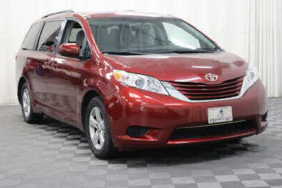 Commercial Wheelchair Vans for Sale - 2016 Toyota Sienna LE ADA Compliant Vehicle VIN: 5TDKK3DC2GS726099
