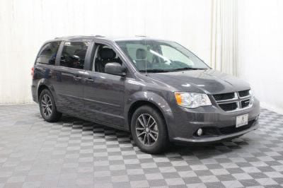 Commercial Wheelchair Vans for Sale - 2017 Dodge Grand Caravan SXT ADA Compliant Vehicle VIN: 2C4RDGCG4HR859414