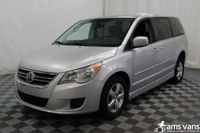 2010 Volkswagen Routan Wheelchair Van For Sale -- Thumb #17