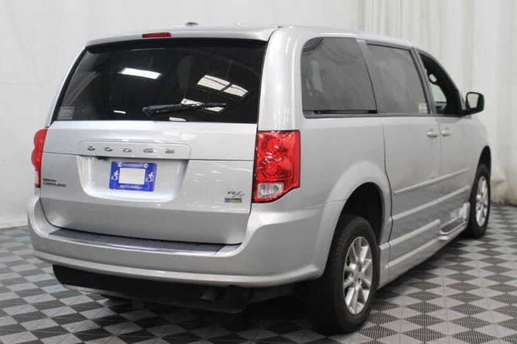 2012 Dodge Grand Caravan R/T Wheelchair Van For Sale #35
