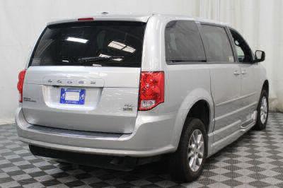 2012 Dodge Grand Caravan Wheelchair Van For Sale -- Thumb #35