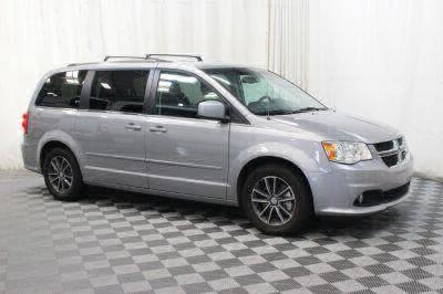 Handicap Van for Sale - 2017 Dodge Grand Caravan SXT Wheelchair Accessible Van VIN: 2C4RDGCGXHR674641