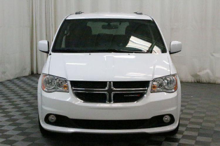 2017 Dodge Grand Caravan SXT Wheelchair Van For Sale #12