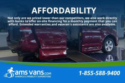 2007 Dodge Grand Caravan Wheelchair Van For Sale -- Thumb #26