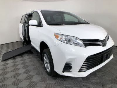 New Wheelchair Van for Sale - 2019 Toyota Sienna LE Standard Wheelchair Accessible Van VIN: 5TDKZ3DC9KS005623