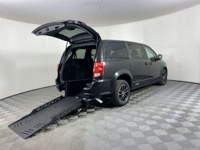 New Wheelchair Van for Sale - 2019 Dodge Grand Caravan GT Wheelchair Accessible Van VIN: 2C4RDGEG7KR571293