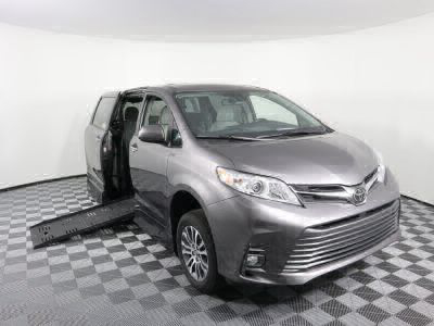 New Wheelchair Van for Sale - 2020 Toyota Sienna XLE Wheelchair Accessible Van VIN: 5TDYZ3DC5LS034127