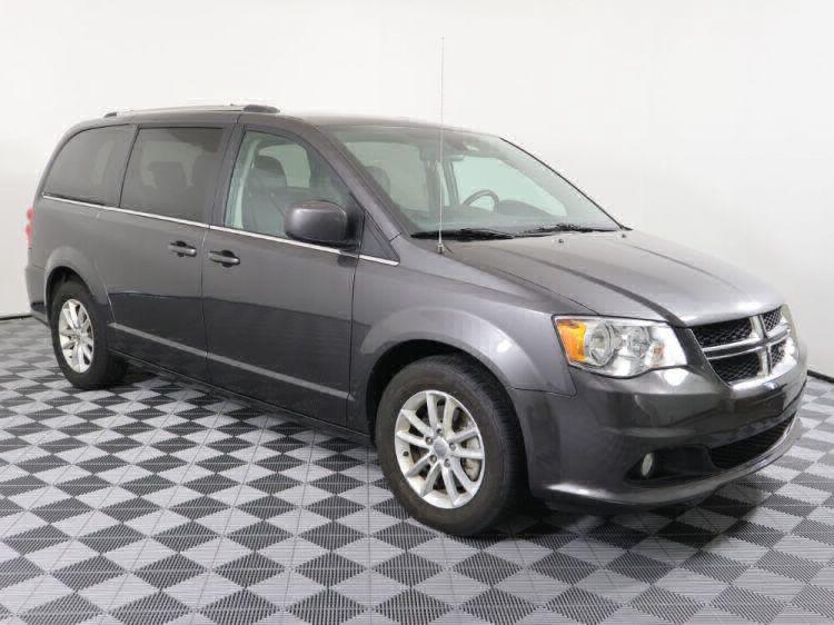 2018 Dodge Grand Caravan SXT Wheelchair Van For Sale #1